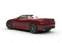 Aston Martin DBS Cabrio (2009-2013) Heck + links