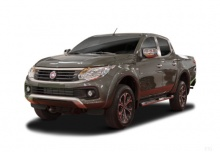 Fiat Fullback 2WD DC (seit 2016) Front + links