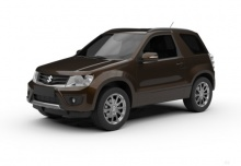 Suzuki Grand Vitara 1.6 (2012-2012) Front + links