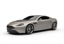 Aston Martin V8 Vantage (2013-2013) Front + links