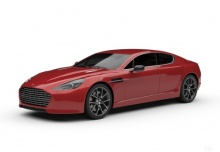Aston Martin Rapide S (2013-2013) Front + links