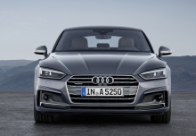 Audi A5 Sportback 2.0 TFSI S tronic (2016-2017) Front