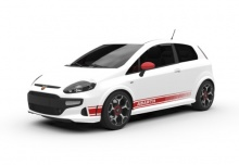 Abarth Punto 1.4 Abarth 16V Multiair (2012-2012) Front + links