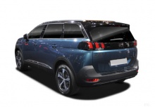 Peugeot 5008 PureTech 130 (seit 2017) Heck + links