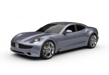Fisker Karma (2012-2016) Front + links
