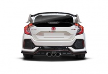 Honda Civic 2.0 VTEC Turbo (seit 2017) Heck
