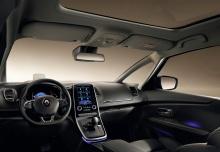Renault Grand Scenic ENERGY TCe 115 (2016-2016) Armaturenbrett