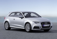 Audi A3 2.0 TDI clean diesel quattro (seit 2013) Front + rechts