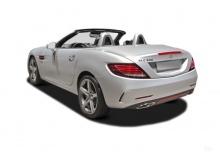Mercedes-Benz SLC 180 (2017-2017) Heck + links