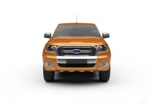 Ford Ranger Extra Autm. (2016-2016) Front