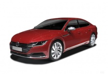 VW Arteon TSI 4Motion (seit 2017) Front + links
