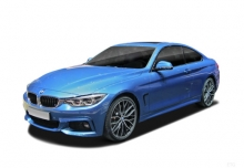 BMW 440i Coupe (seit 2017) Front + links