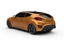 Hyundai Veloster 1.6 Turbo (2016-2016) Heck + links