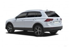 VW Tiguan 1.4 TSI BlueMotion Technology (seit 2016) Heck + links