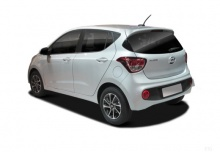 Hyundai i10 1.0 (seit 2017) Heck + links