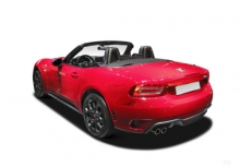 Abarth Abarth 124 Spider 1.4 MultiAir Turbo (2016-2016) Heck + links