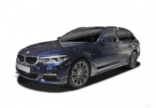BMW 540i xDrive Touring Aut. (seit 2017) Front + links