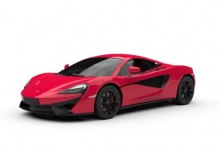McLaren 540C Coupe (2015-2015) Front + links