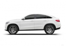 Mercedes-Benz GLE 400 Coupe 4Matic 9G-TRONIC (2017-2017) Seite links