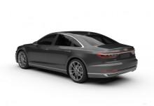 Audi A8 55 TFSI quattro tiptronic (seit 2017) Heck + links