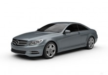 Mercedes-Benz CL 63 AMG 7G-TRONIC (2010-2014) Front + links