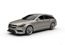 Mercedes-Benz CLS Shooting Brake 400 4Matic 7G-TRONIC (2016-2016) Front + links
