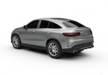 Mercedes-Benz AMG GLE 43 Coupe 4M 9G-TRONIC (seit 2017) Heck + links