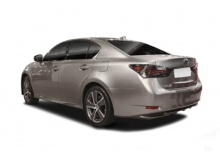 Lexus GS 450h (seit 2016) Heck + links