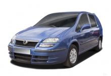 Fiat Ulysse 2.2 JTD DPF Automatik (2008-2010) Front + links