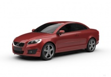 Volvo C70 D3 Aut. (2010-2013) Front + links
