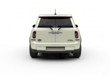 MINI Mini Clubvan (2012-2012) Heck