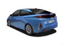 Toyota Prius Hybrid (seit 2016) Heck + links