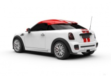 MINI Mini Coupe (2012-2012) Heck + links
