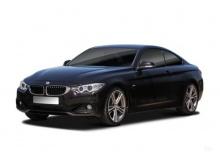 BMW 418d (seit 2015) Front + links