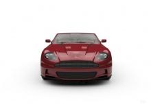 Aston Martin DBS Cabrio (2009-2013) Front