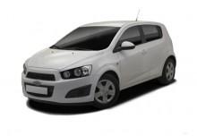 Chevrolet Aveo 1.4 (2013-2014) Front + links