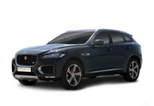 Jaguar F-Pace S AWD (seit 2015) Front + links