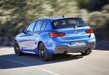 BMW M140i (seit 2016) Heck + links