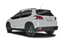 Peugeot 2008 PureTech 110 Stop&Start EAT6 (seit 2016) Heck + links