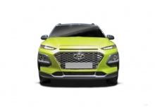 Hyundai Kona 1.0 T-GDI (seit 2017) Front