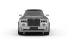 Rolls-Royce Phantom (2012-2016) Front