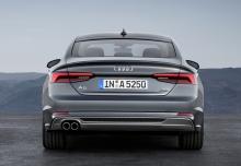 Audi A5 Sportback 2.0 TFSI S tronic (2016-2017) Heck