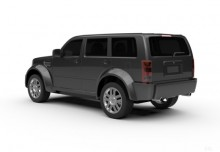 Dodge Nitro 2.8 CRD DPF (2007-2009) Heck + links