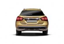 Mercedes-Benz GLA 200 (seit 2017) Heck