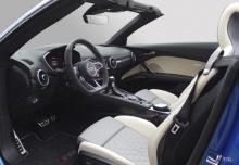 Audi TT RS Roadster (2017-2017) Innenraum