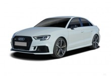 Audi RS3 Limousine S tronic (2017-2017) Front + links
