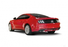 Ford Mustang 2.3 Eco Boost (2015-2015) Heck + links