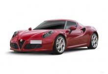 Alfa Romeo 4C 1.8 TBi (2015-2015) Front + links