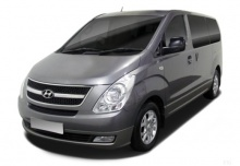 Hyundai H-1 2.5 CRDi (2015-2015) Front + links