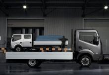 Nissan NT400 35.13 L1 (seit 2016) Seite rechts